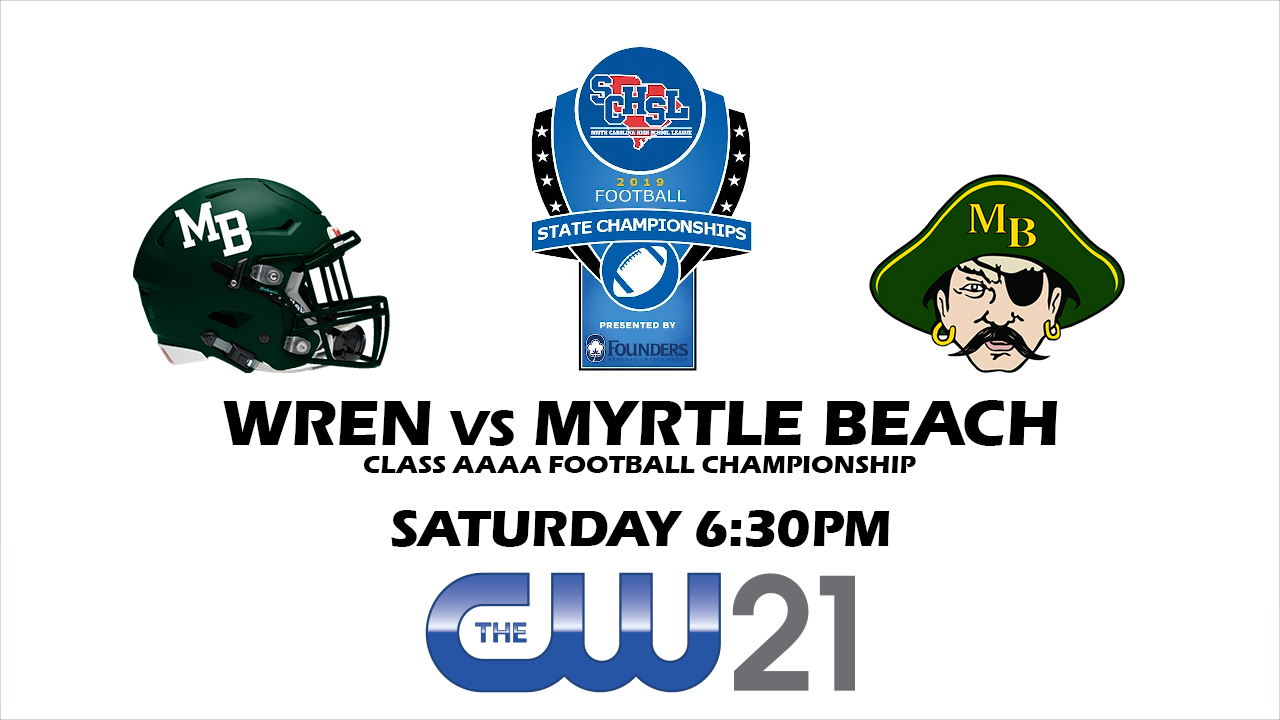 Myrtle Beach Game on CW21